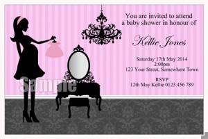 Baby Shower 29 invite